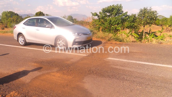 Zomba Road | The Nation Online