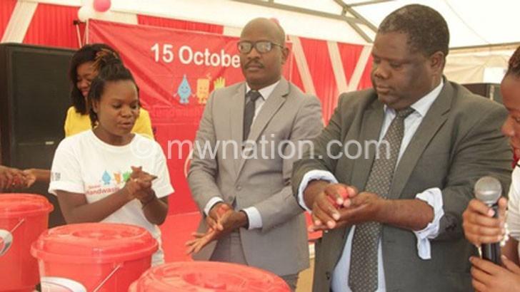 Unilever partners KCH in  hygiene awareness campaign
