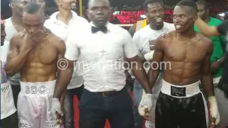 boxing 1 | The Nation Online