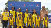 Bravehearts in Zone VI Basketball good start