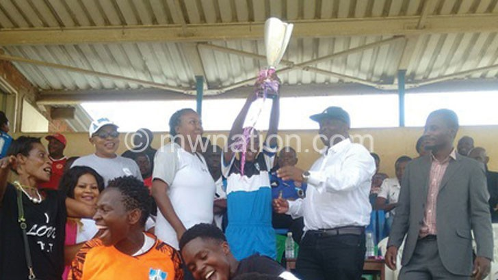DD Sunshine are CR Women FAM League Champions