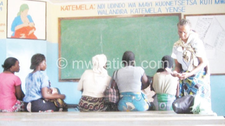 family planning 1 | The Nation Online