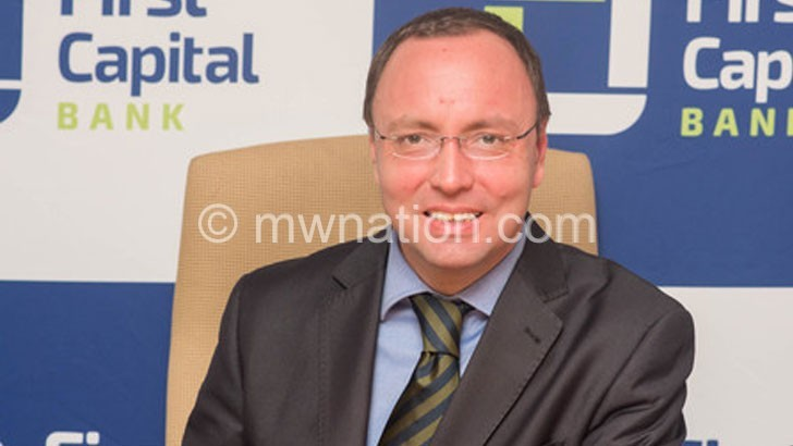 Exit FMB, enter First Capital Bank