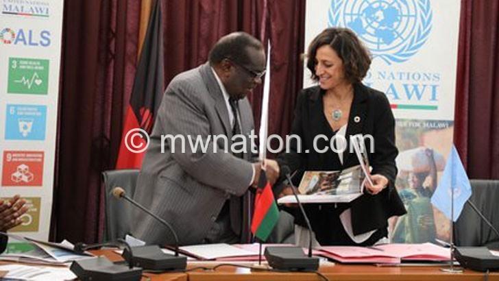 gondwe   The Nation Online