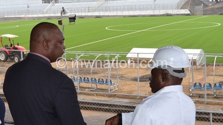 Stadium fit to host Cameroon match—FAM
