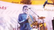 Trumpet budding star