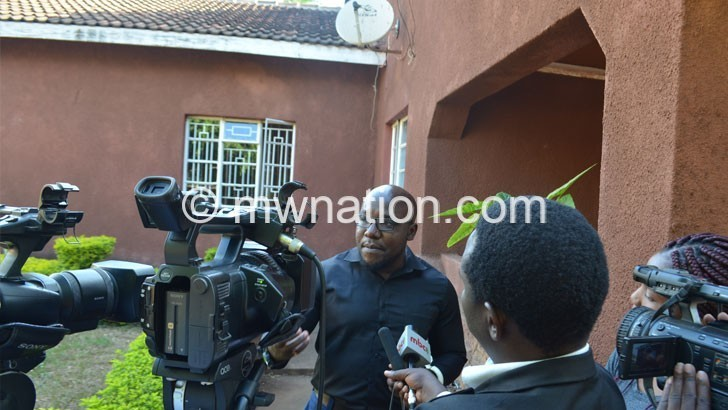 mtambo CHRR arson | The Nation Online