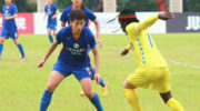 Tabitha brace steers Chinese club into cup final