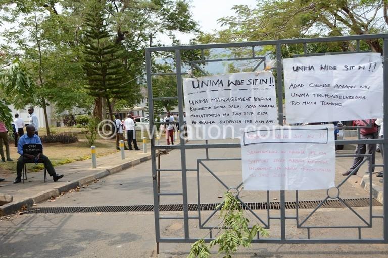 unima strike 1 | The Nation Online