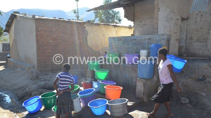 water crisis | The Nation Online