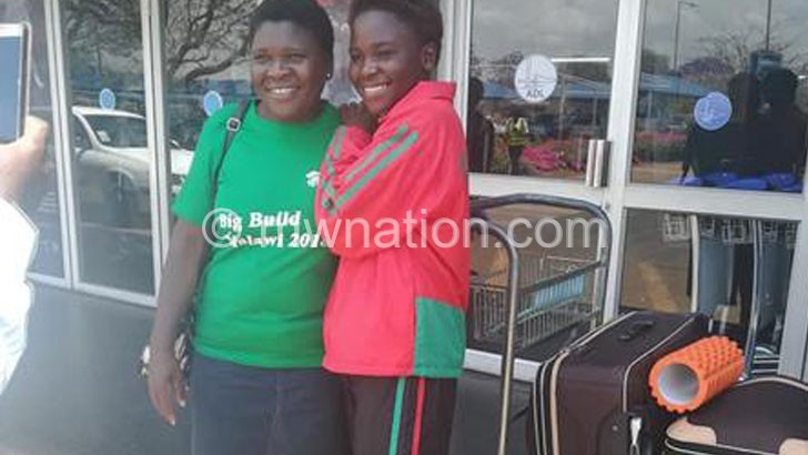 Athletes leave for Youth Olympic Games