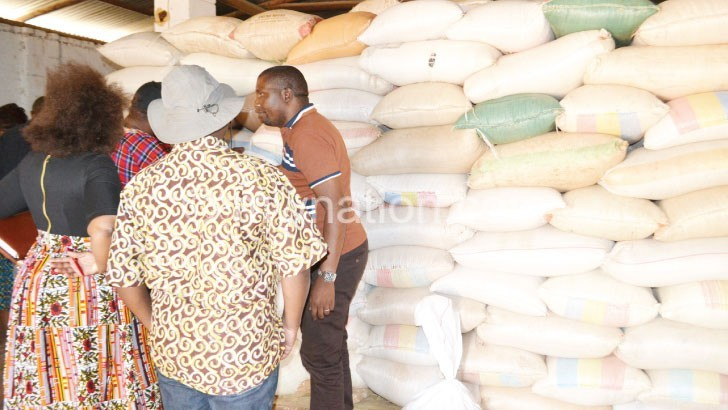 Admarc officials | The Nation Online
