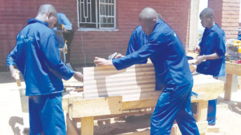 Vocation training unites refugees and Malawians