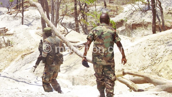 Illegal mining | The Nation Online