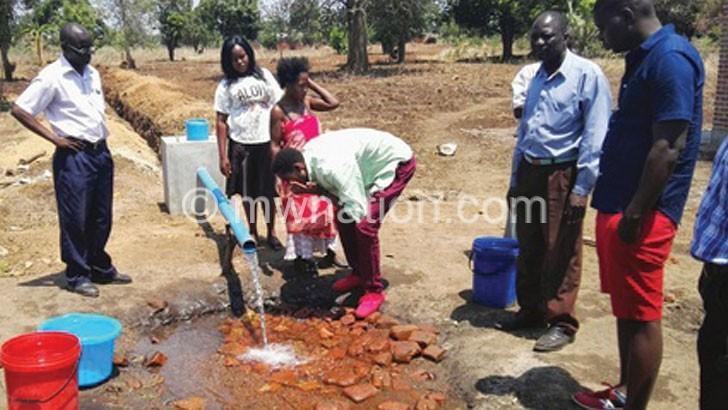CSOs query board on Balaka water crisis