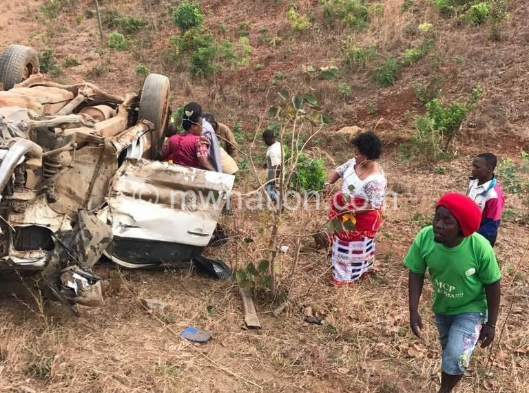 Kaliati accident d | The Nation Online
