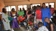 NGO empowers women with skills