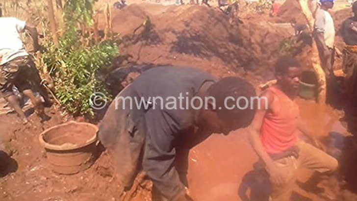 LUNDU MINERS | The Nation Online