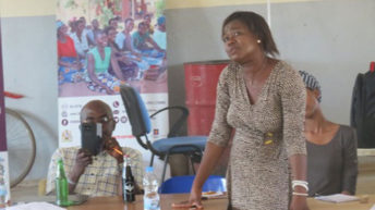 Female aspirant complains of unfair treatment from party
