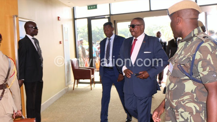 Mutharika 1 | The Nation Online