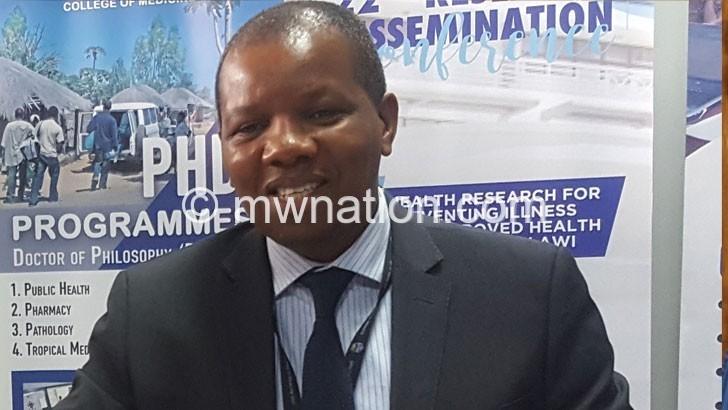 Mwapatsa Mipando   The Nation Online