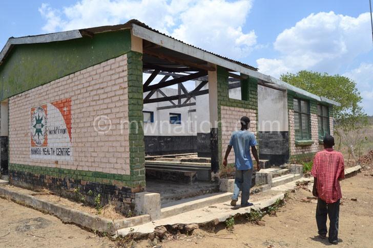 Ntcheu health centre 2 | The Nation Online