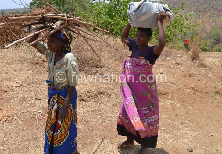 Ntcheu woman pregnant 1 | The Nation Online