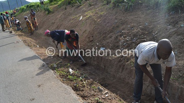 PUBLIC WORKS | The Nation Online