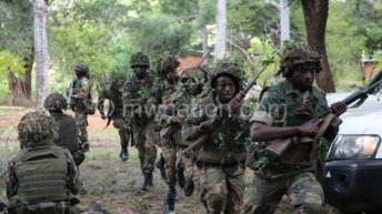 6 MDF soldiers killed in DRC