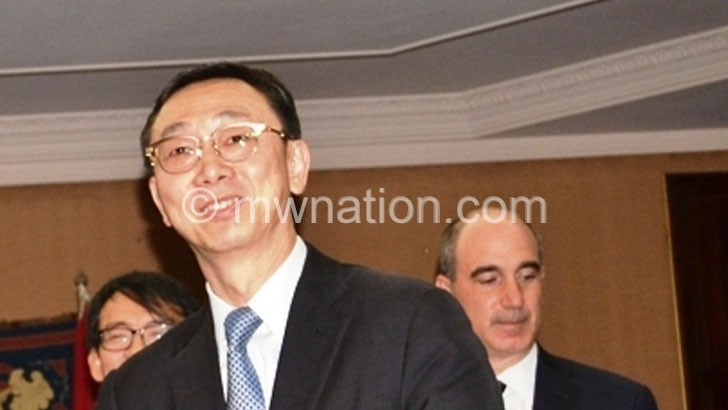Tao Zhang 1 | The Nation Online