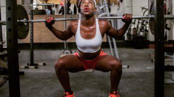 Kumbatira breaks body-building jinx