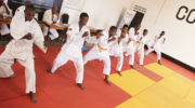 World karate body grades local students