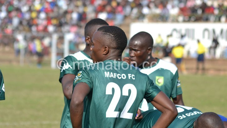 It's not over, says Mafco coach