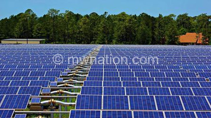 solar | The Nation Online