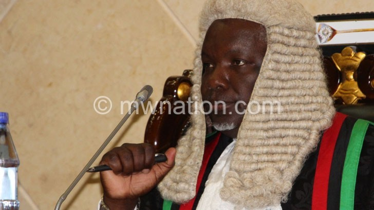 speaker msowoya | The Nation Online