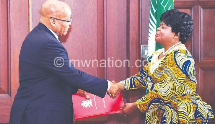 zuma Kaponda   The Nation Online