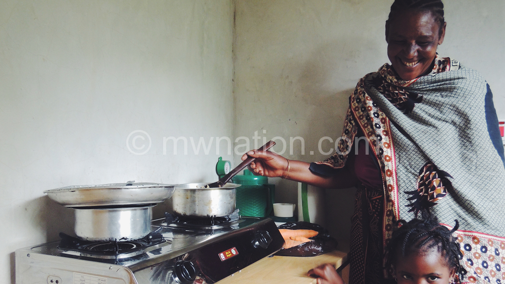 Africa clean cookstove for woman and child by SimGas BV courtesy of Global Alliance for Clean Cookstoves | The Nation Online