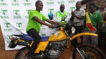 BB fan wins motorbike in Zampira Promo