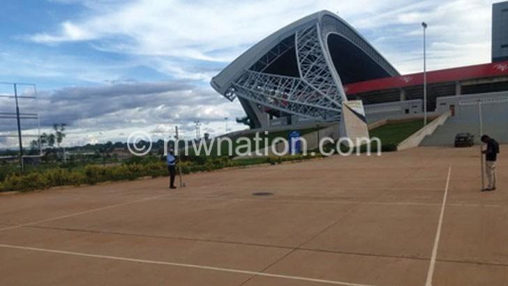 Stars tourney to open Bingu Stadium volleyball courts