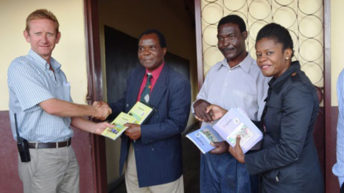 Limbe Leaf hands over K20m school block, materials