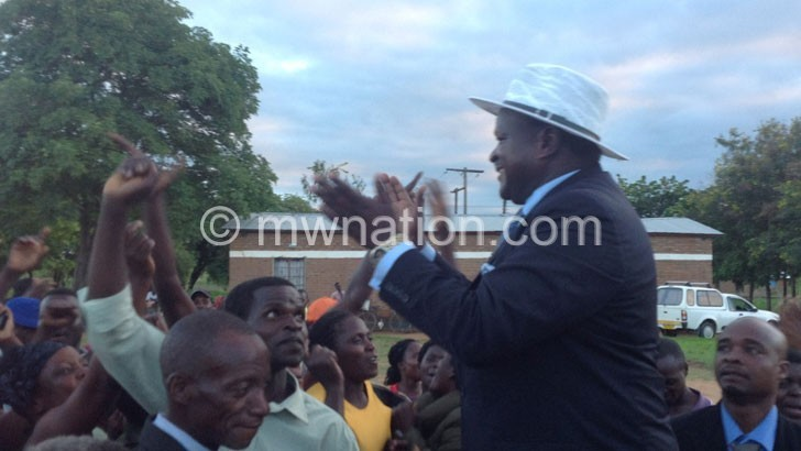 Chimunthu Banda wins DPP primaries