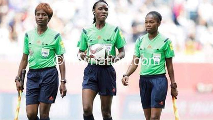 Kwimbira to officiate World Cup in France
