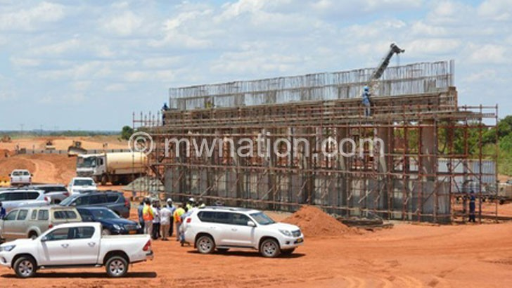 Contractor upbeat on Lilongwe-Kasiya-Santhe Road deadline