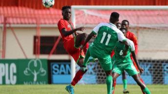 U-20 in must-win Cosafa tie