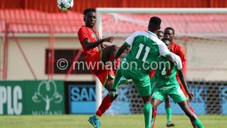 Flames face Zambia in quarter-finals