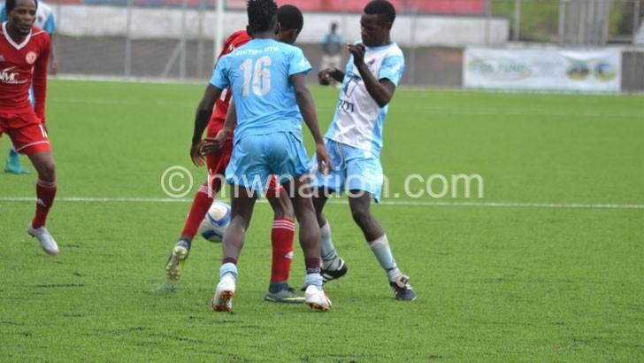 Chitipa United back in Super League