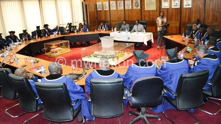 Councillors meet end June