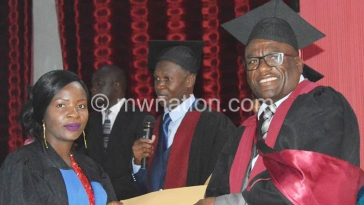 graduate | The Nation Online