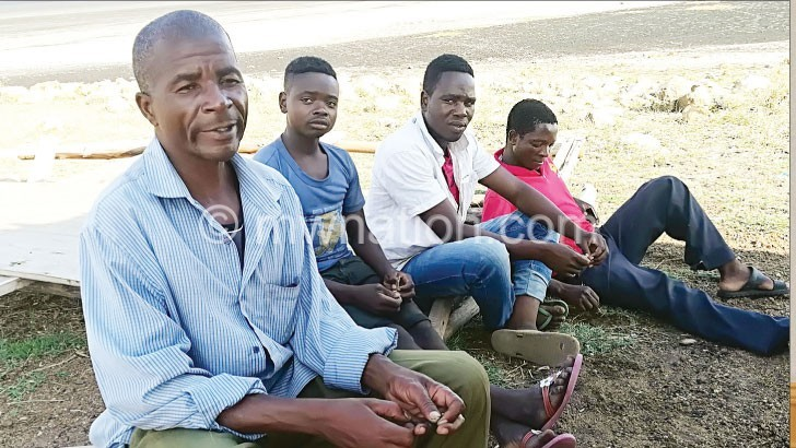 Lake Chilwa dries up with people's hopes