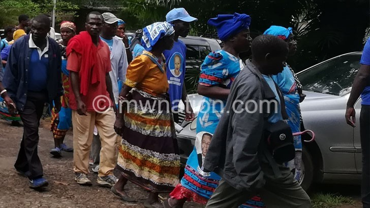 Differences emerge in DPP  Southern Region primaries